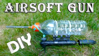 How To Make a Cheap Airsoft Gun!