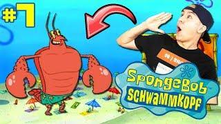 LARRY ist ein absoluter LARRY?! - Spongebob Schlacht um Bikini Bottom #07 [Deutsch/HD]