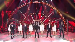 MBC The X Factor -The Five  -خليني معاك- العروض المباشرة