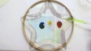 Experiment - Milk, Caulk, Food Dye and Dish Soap