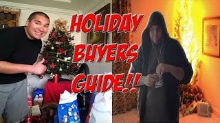 holiday buyers guid