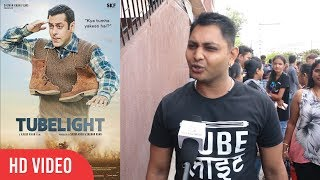 Salman Khan Die Heart Fan Disappointed From Tubelight | Tubelight Review