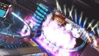 WWE SummerSlam 2013 Full PPV HD!