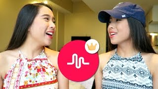 Caleon Twins Best Musical.ly Compilation #3