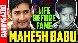 Mahesh Babu biography, profile, family, father,wiki, bio, age, wife & early life - Lesser known life