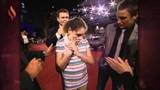 Blind girl begins to see @ Bay Revival, Ohio