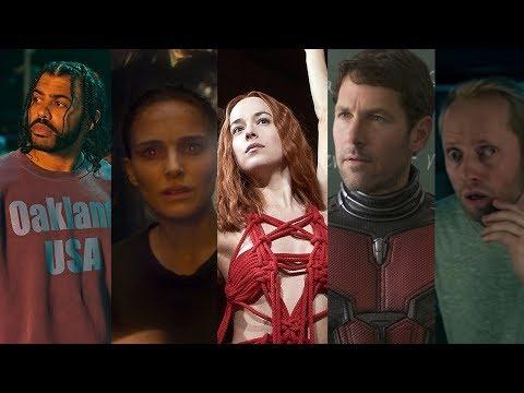 Best and Worst Films of 2018 ralphthemoviemaker