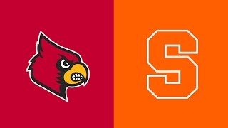 Louisville vs. Syracuse Preview And Prediction | CampusInsiders