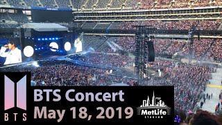 BTS Concert - MetLife Stadium - May 18, 2019