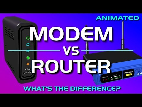 Xxx Mp4 Modem Vs Router What S The Difference 3gp Sex