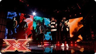 Will you put your Faith in Rak-Su?   Live Shows   The X Factor 2017