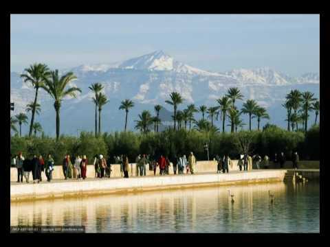 أجمل مدينة في العالم مراكش