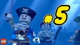 LEGO Pirati dei Caraibi Gameplay ITA Walkthrough #5 - Isla de Muerta La Maledizione della Prima Luna