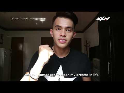 Xxx Mp4 Neil Rey Garcia Llanes Has A Message For You Asia S Got Talent 2018 3gp Sex