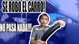 EL LADR0N DE AUTOS MAS CHICO DEL MUNDO| CHORE SALADO | BROMA
