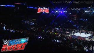 WWE MAIN EVENT 2016 Ryback vs. Fandango - Main Event 3/29/16 - WrestleMania 32 Week