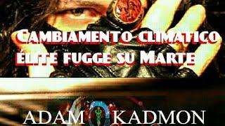 6 ADAM KADMON - Teoria su Glaciazione anno 2030 (pubblicato 2005, 2010, 11, 14)