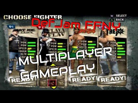 Def Jam FFNY Multiplayer 6.10.13