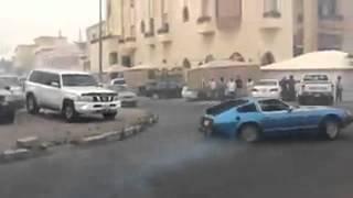 تفحيط. الكويت