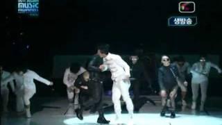G-Dragon & TaeYang - Korean Dream [MAMA 2009].avi