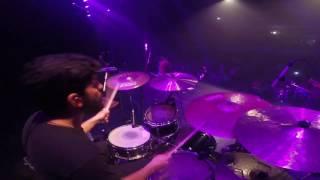 Maick Sousa - Drum Cam #018 - Oficina G3 - Retrato