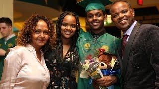 Feker Yehunie Belay | George Mason Class of 2017 🎓 Graduation Ceremony