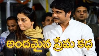 A Beautiful Love Story Coming To An End!!Tabu And Nagarjuna's Painful Love Story