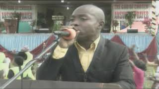 """""""Chorus Leader Ministration"""": At The Lord"""