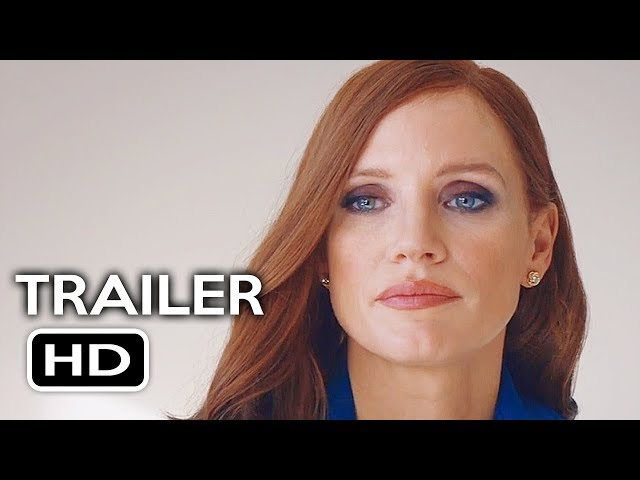 Molly's Game Official Trailer #1 (2017) Idris Elba, Jessica Chastain Biography Movie HD