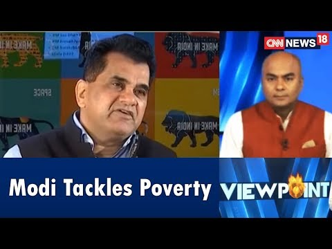 Xxx Mp4 Viewpoint Modi Tackles Poverty Report Bring Good News For India CNN News18 3gp Sex