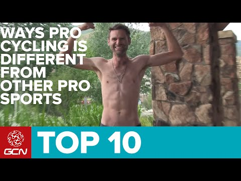 Top 10 Ways Pro Cycling Is