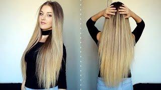 Ma Routine Cheveux ! MissouMakeup