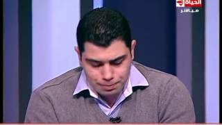 الحياة اليوم - الشيخ محمد محمد الطبلاوى يتلو القران بصوته الرائع فى حضور والده