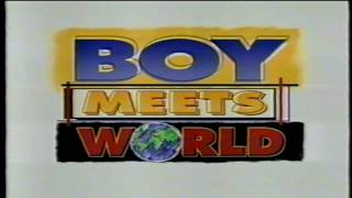 Boy Meets World Cory's Got A New Girl Promo WB11 TV Commercial
