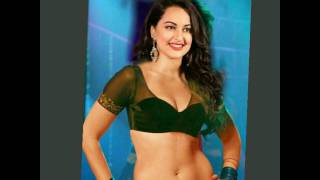Sonakshi sinha hot deep navel show