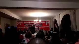 Alan García vuelve al mando del APRA