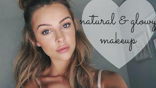 Natural + Glowy Makeup | GRWM