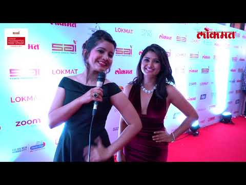 Xxx Mp4 Prajakta Mali At Lokmat Maharashtras Most Stylish Award 2017 And More 3gp Sex