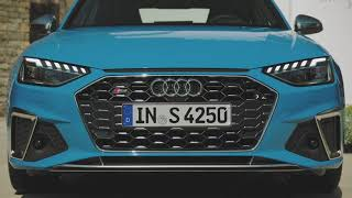 Audi S4 TDI. Yes a DIESEL!