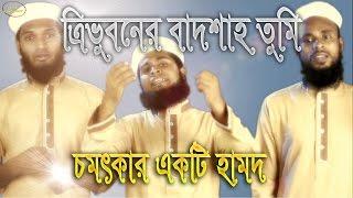 ত্রিভুবনের বাদশাহ তুমি- Bangla Islamic song/bangla gojol (Hamd)