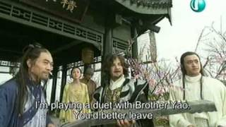 legend of the condor heroes 2003 ep 21  (1/3)