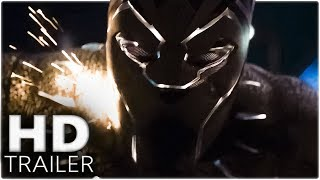 BLACK PANTHER: King Of Wakanda Trailer (2018) Marvel