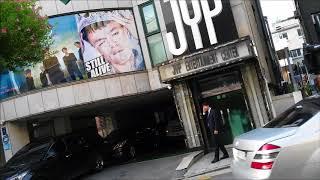 meet SNSD Yoona at SM ENTERTAIMENT and GOT7 MARK at JYP ENTERTAIMENT