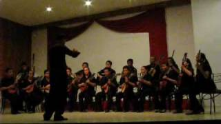 EUROPE-THE FINAL COUNTDOWN..played by the Dipolog Community Rondalla