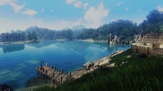 Oblivion with mods - Fantasy graphics