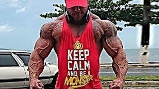Killer Biceps & Triceps Workout - Arm Mass builder w/ Alon Gabbay & Sergi Constance