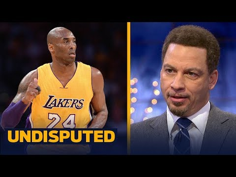 Kobe Bryant a top 10 NBA player of all time UNDISPUTED