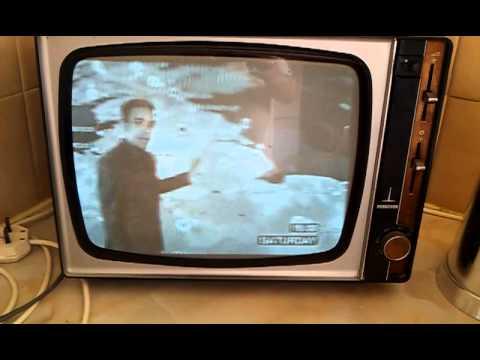 old Ferguson tv - bw.3gp