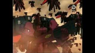 مقدمة الأنمي الرائع ساموراي 7 - SPTV