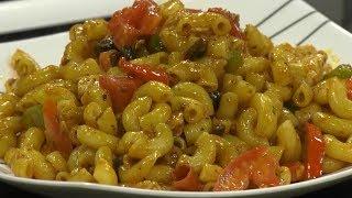 Ashpazi - Macaroni - آشپزی - مکرونی